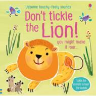 Touchy-feely sounds: Don't Tickle the Lion!