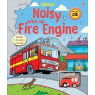 Noisy Wind-Up Fire Engine