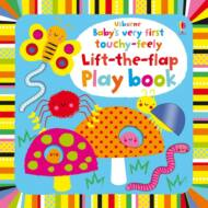 Baby's very first touchy-feely Lift-the-flap Play book