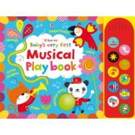 Baby's Very First Musical Playbook