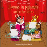 Llamas in pyjamas and other tales + CD