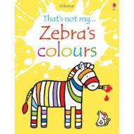 That's not my... Zebra's Colours