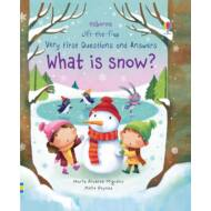Lift-the-flap very first questions and answers What is snow?