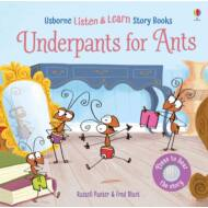 Listen and learn stories Underpants for ants