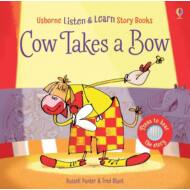 Listen and learn stories Cow Takes a Bow