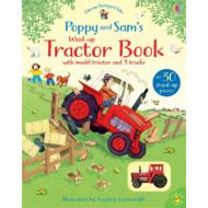 Poppy and Sam's wind-up tractor book