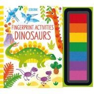 Fingerprint activities dinosaurs