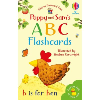 ABC Flashcards (Farmyard Tales)