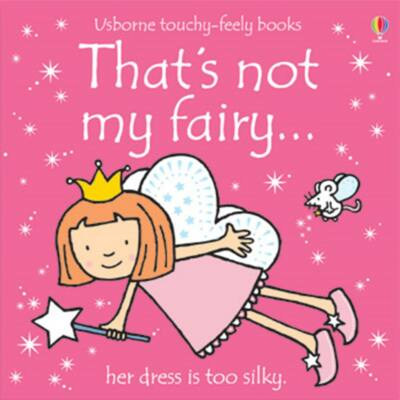That's not my fairy…