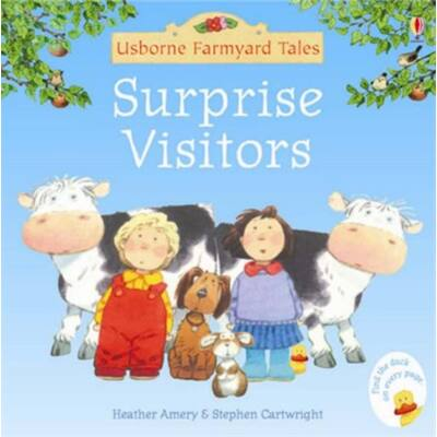 Surprise Visitors (Mini Farmyard Tales)