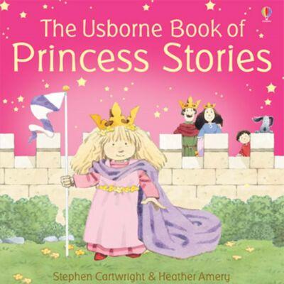 Book of Princess Stories