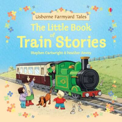 Little Book Of Train Stories