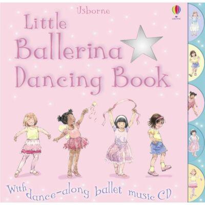 Little Ballerina Dancing Book + CD