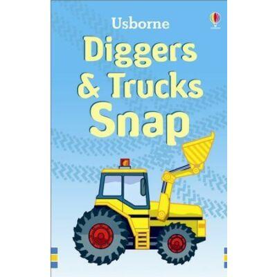 Diggers and Trucks Snap