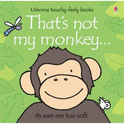That's not my monkey...