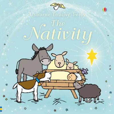Touchy Feely - The Nativity