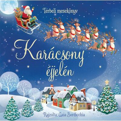 Karácsony éjjelén - Térbeli mesekönyv