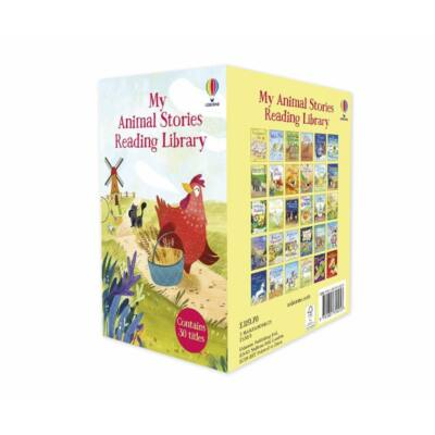 My Animal Stories Reading Library