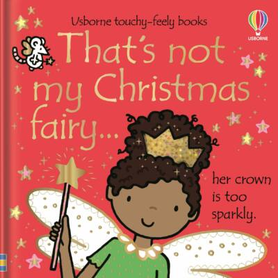 That's not my Christmas Fairy…