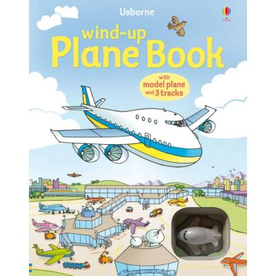 Wind-up Plane Book