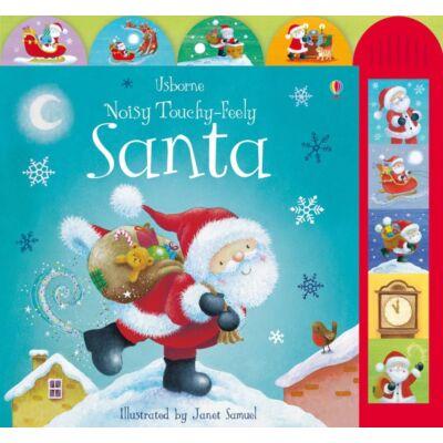 Noisy Touchy-Feely Santa