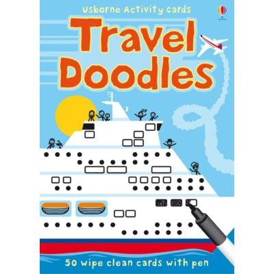 Travel Doodles Cards