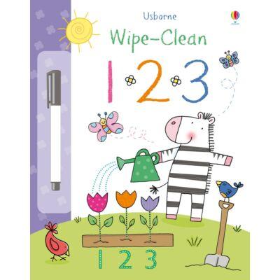 Wipe-Clean 123