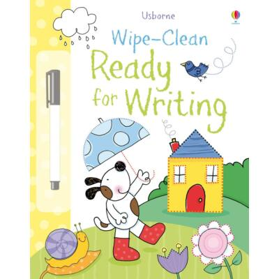 Wipe-clean - Ready for writing