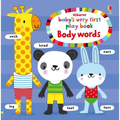 Baby's very first playbook - Body words