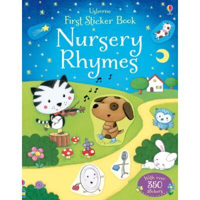 First Sticker Book - Nursery Rhymes