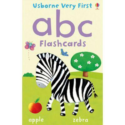 Usborne Very First abc Flashcards