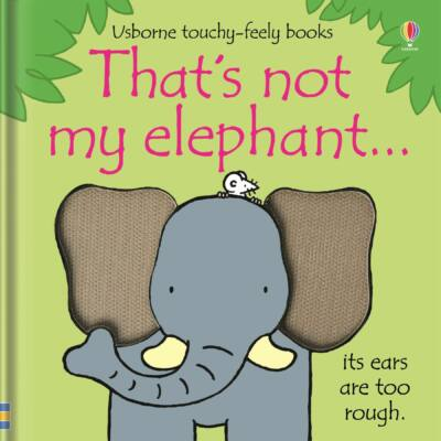 That's not my elephant…