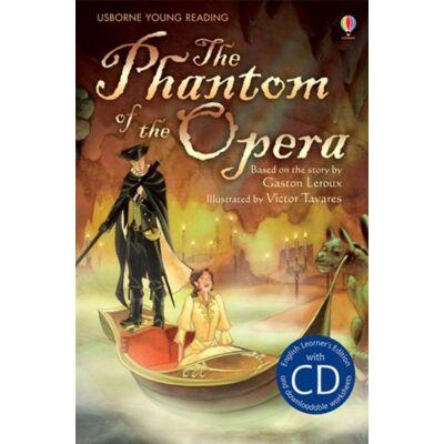 Phantom Of The Opera With CD