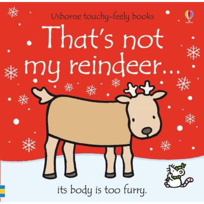 That's Not My Reindeer…