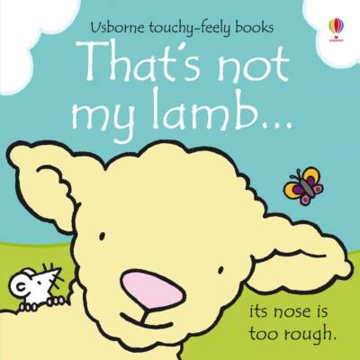 That's not my lamb…