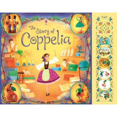 The story of Coppelia - Musical Sound Book