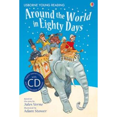 Around The World In 80 Days with CD