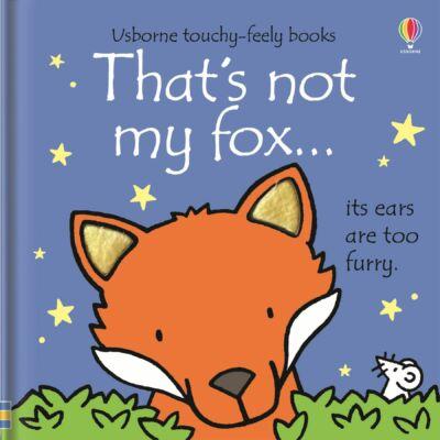 That's not my fox…