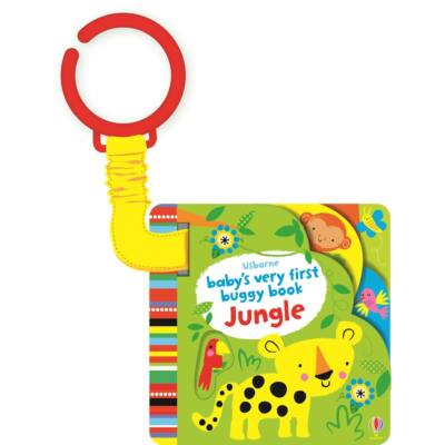 Baby's very first buggy book - Jungle