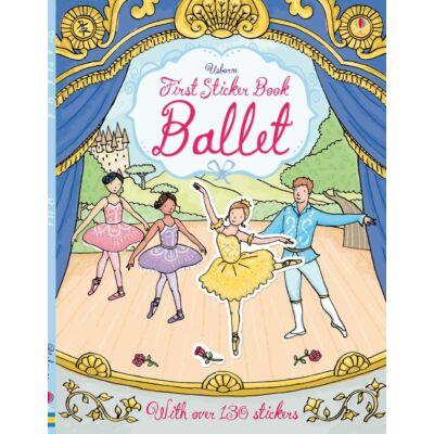 First Sticker Book Ballet