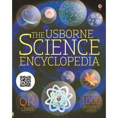 Usborne science encyclopedia with QR links