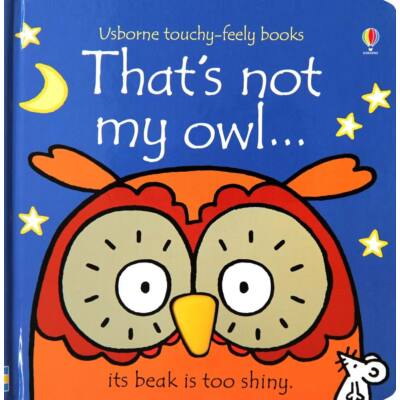 That's not my owl…