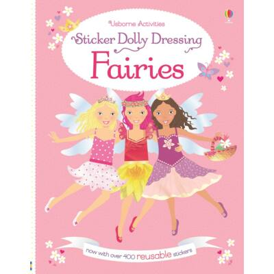 Sticker dolly dressing - Fairies