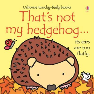 That's not my hedgehog…
