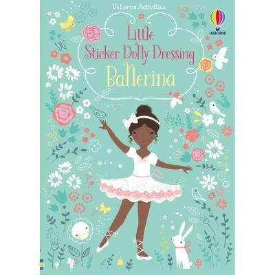 Little sticker dolly dressing - Ballerina