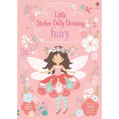 Little sticker dolly dressing - Fairy