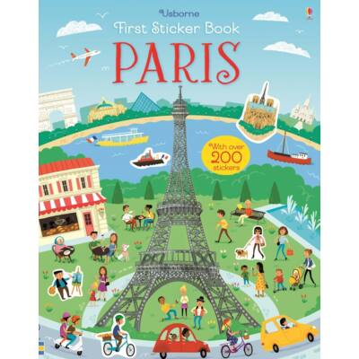 First Sticker Book - Paris