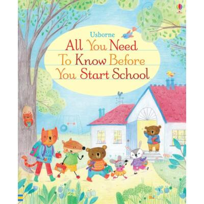 All You Need To Know Before Start School