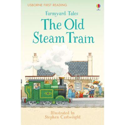 Farmyard Tales The Old Steam Train