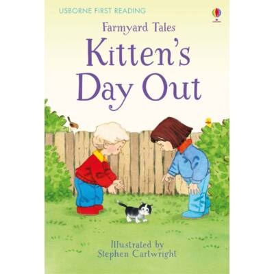 Farmyard Tales Kitten's Day Out